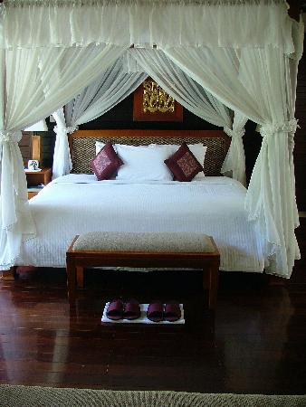 The Sanyas Suite Seminyak: Sanyas Suites bedroom