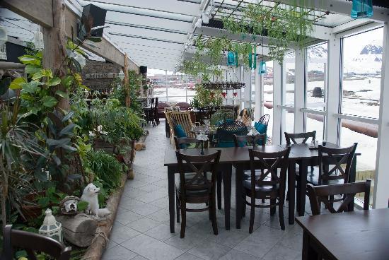 Mary-Ann's Polarrigg : Dining Room