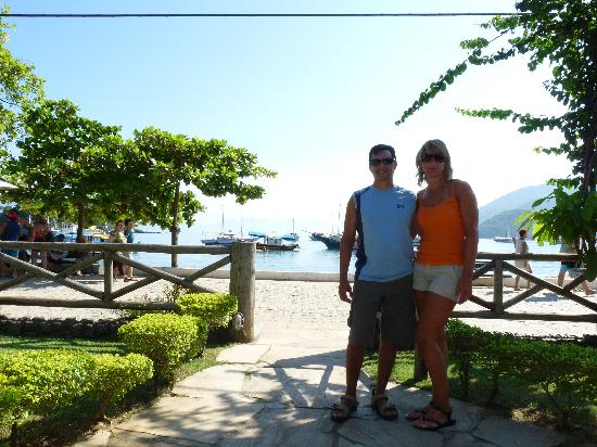 Pousada Recreio da Praia: Desde el frente de la posada