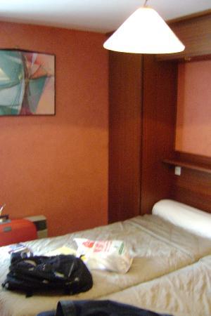 Hotel Marena : la habitacion
