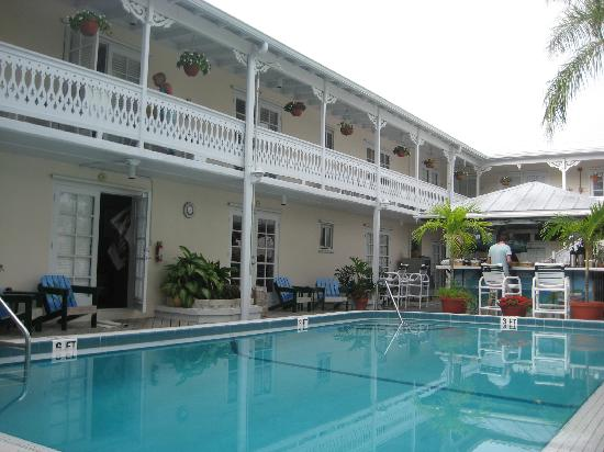 The Palms Hotel- Key West: swimming pool