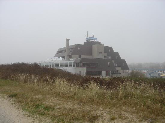 Cadzand, Nederländerna: hotel strandhotel