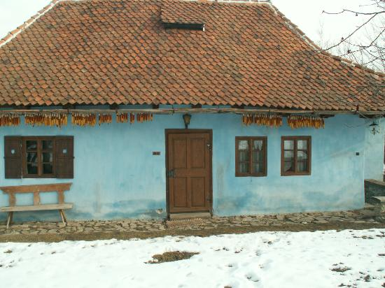 Count Kalnoky's Guesthouses: The Cottage we slept in