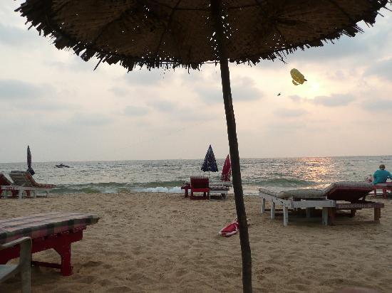 Casa Candolim: Candolim beach