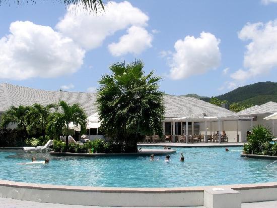 Carlisle Bay Antigua: The Pool