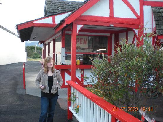 Big Bopper Drive-In: Big Bopper Restaurant