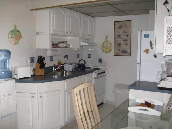 Coral Beach Hotel and Condos: kitchen unit 3216