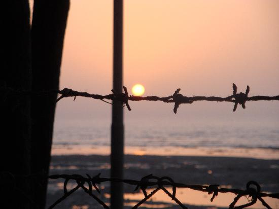 Daman and Diu, Indien: Sunset @ Daman...
