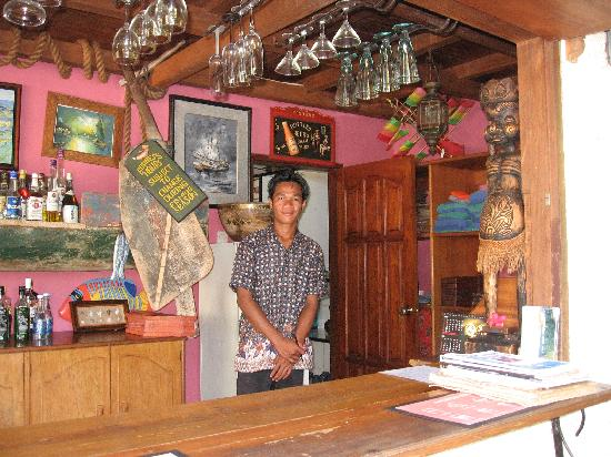 Medana Resort Lombok : Wonderful Staff