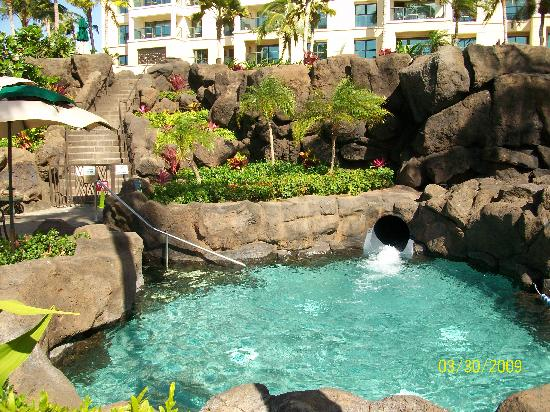 Marriott Ko Olina Beach Club Slide