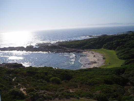 Crayfish Lodge Sea & Country Guest House: The view from the suite 1