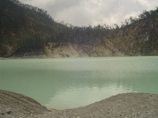 Ciwidey, Indonesia: Spectacular View of Kawah Putih