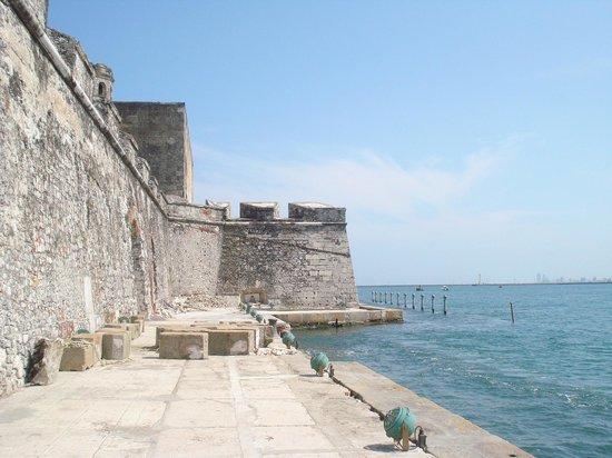 Veracruz, Mexico: una visita obligatoria el fuerte y prision de san juan de ulua entrada al nuevo mundo