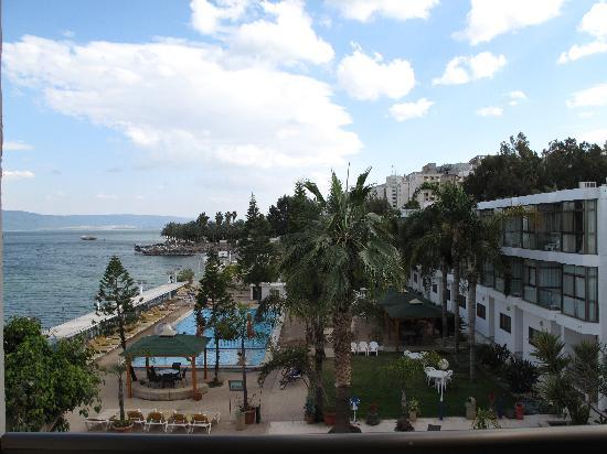 Ron Beach Hotel Tiberias Israel