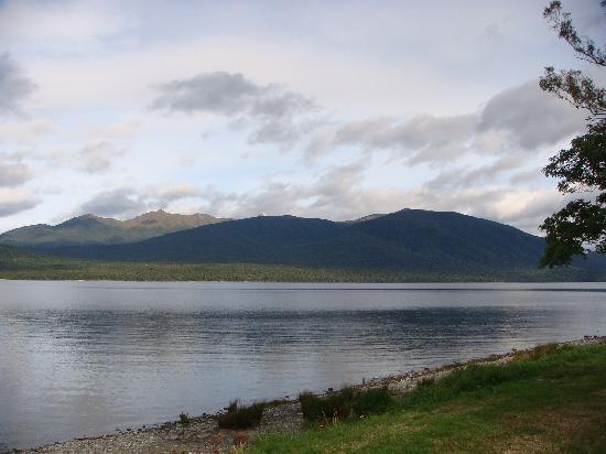 Distinction Te Anau Hotel and Villas: Nice lakeview