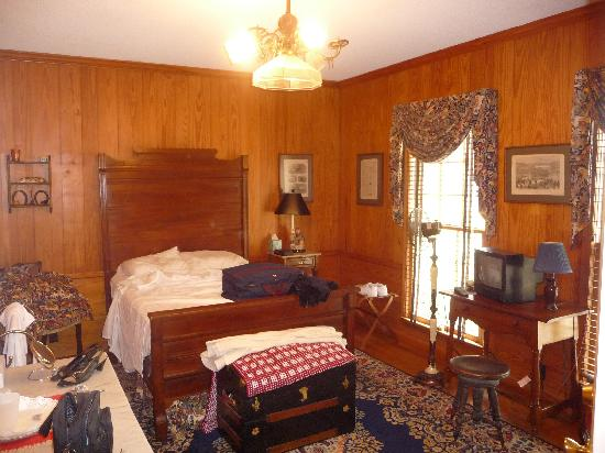 Homerville, GA: full bed room