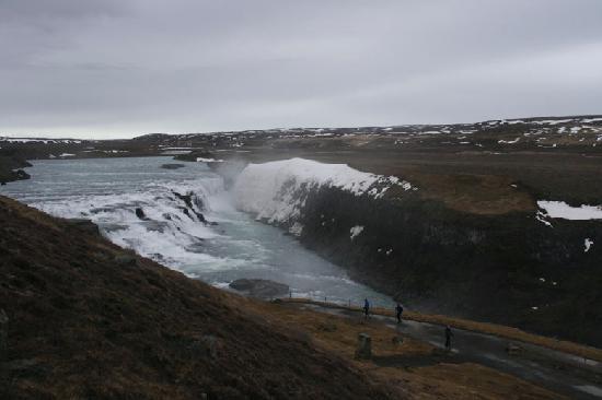 Gateway to Iceland: Gullfoss
