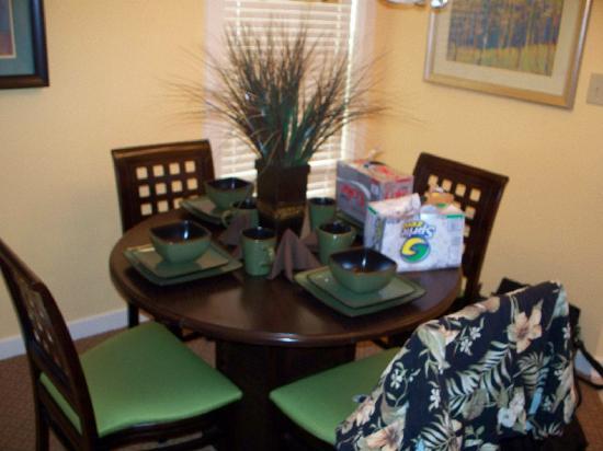 Bluegreen Parkside Williamsburg, Ascend Resort Collection: Dining Room