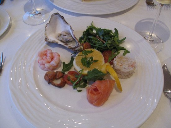 La Fregate: yummy starter