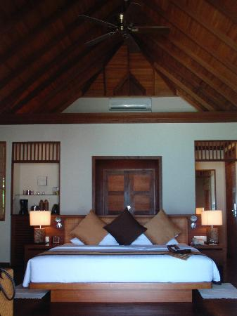 Baros Maldives: villa baros