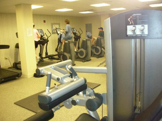 Chicago Marriott Schaumburg: Fitness Center