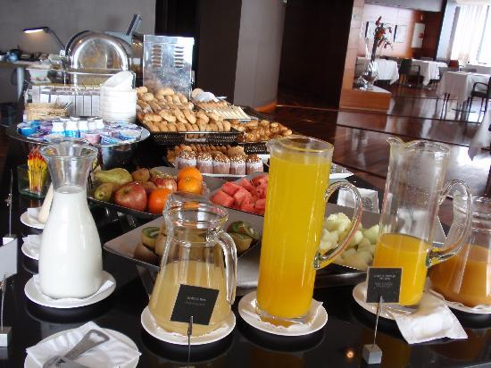 AC Hotel Gran Canaria : Desayunos