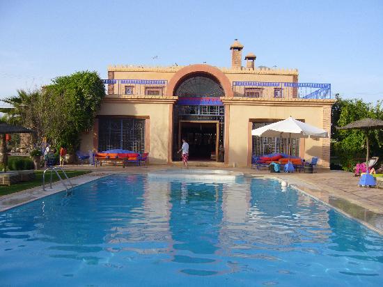 Casa Taos: piscina
