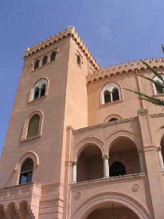 Castello Utveggio: Castel Utveggio