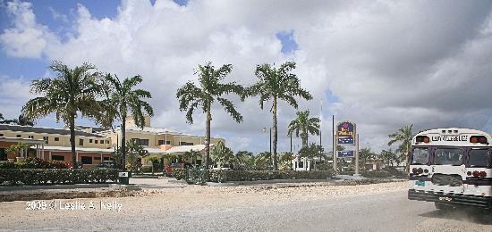 Good Hotel For Belize City Best Western Biltmore Plaza