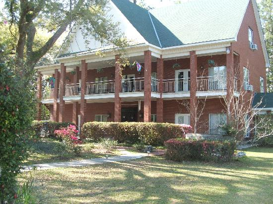 Woodridge Bed and Breakfast of Louisiana: Woodridge B&B