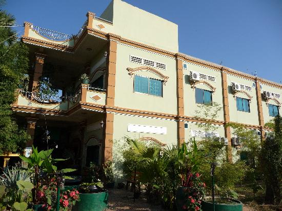 Palm Garden Lodge : vue extérieure