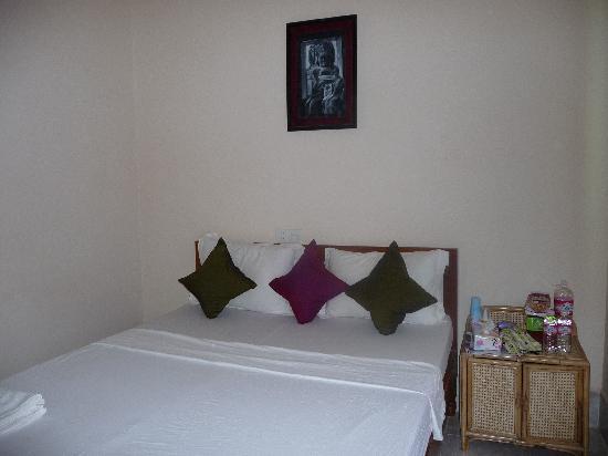 Palm Garden Lodge : La chambre