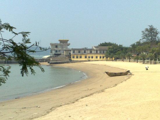 شيامن, الصين: Unas de sus playas.
