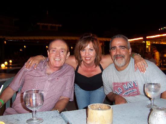 Club Ambiance: Wonderful  Night at C.A. Under the stars .