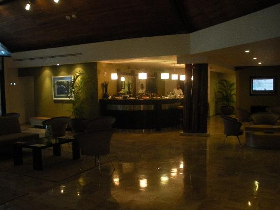 Tortuga Bay, Puntacana Resort & Club: airport vip lounge/bar