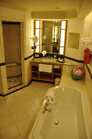 Alpenresort Schwarz : Bathroom - Hotel Schwarz
