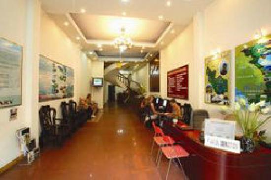 Hanoi Grace Hotel: Lobby