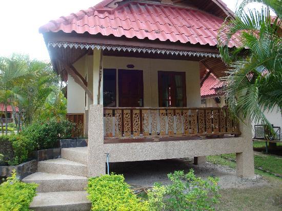 Longbay Resort: Bungalowen
