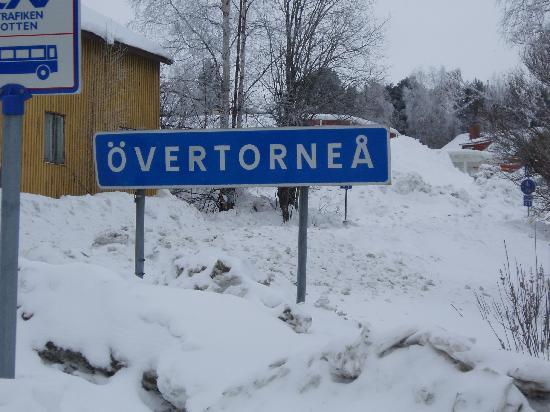 Hotel Tornedalia: Overtornea
