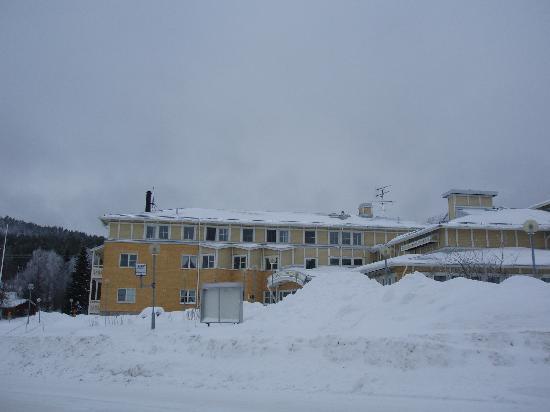 Hotel Tornedalia: The hotel