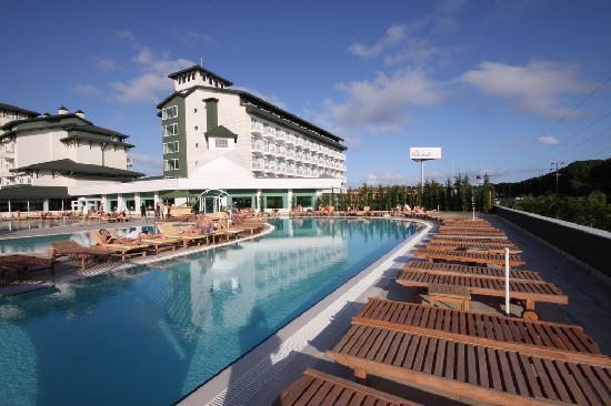 Vera Verde Resort: Aussenpool