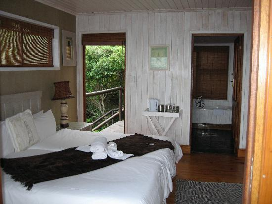 Boardwalk Lodge: First bedroom