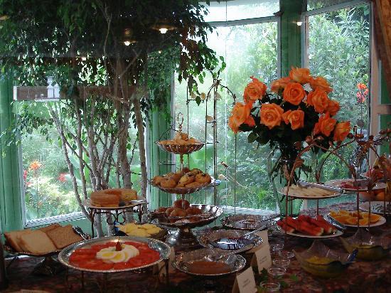 لا ميراج جاردن هوتل آند سبا: The Colibri breakfast room