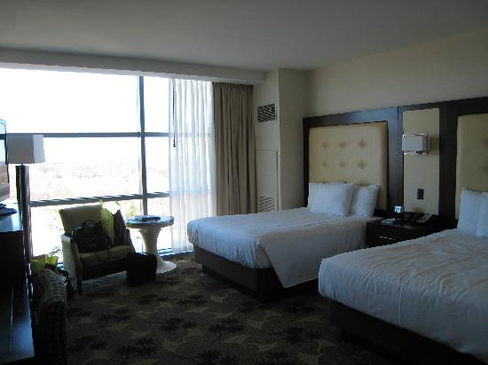 Blue Chip Casino and Hotel: Our room