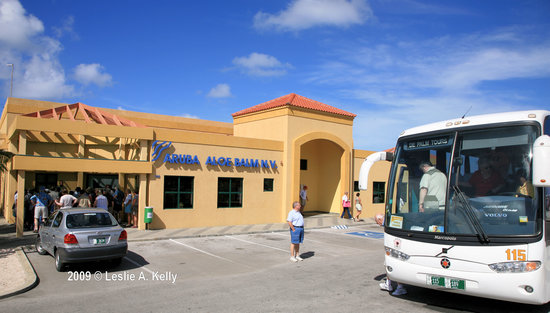 Aruba Aloe Factory, Museum and Store