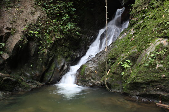 Kuching, Malezya: Unnamed Waterfall