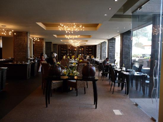 Tribe Hotel: Main Restaurant