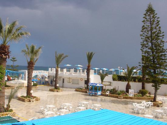 El Mouradi Club Selima: Hotel right on the beach
