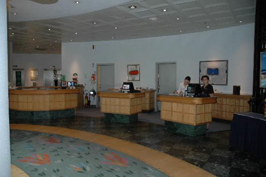 Radisson Blu Hotel, Malmo: Very Friendly Staff