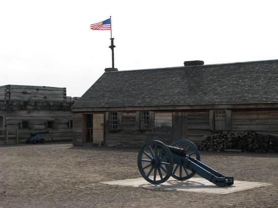 Rome, Estado de Nueva York: Fort Stanwix